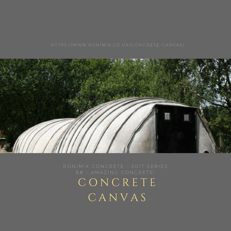 12 Amazing Concrete #6 Concrete Canvas - 2017 Series